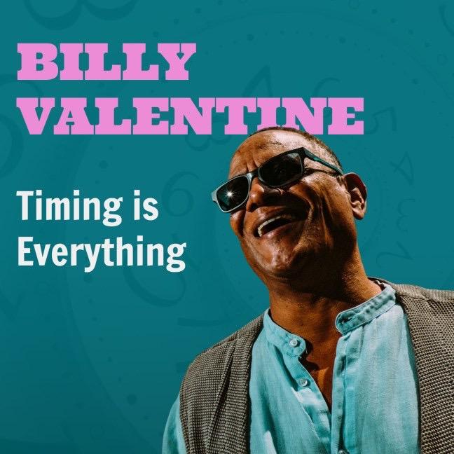 New Album From Billy Valentine