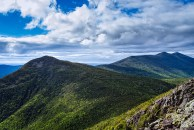 Franconia Ridge From Mt. Flume