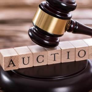 Auctions gavel