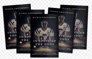 """""""In Spite of the Odds"""" by Richie Contartesi"""