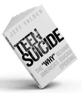 Jeff Yalden on Teen Suicide