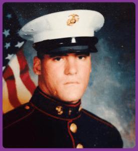 Jeff Yalden United States Marine