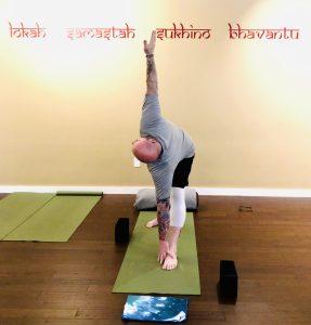 Jeff Yalden Yoga