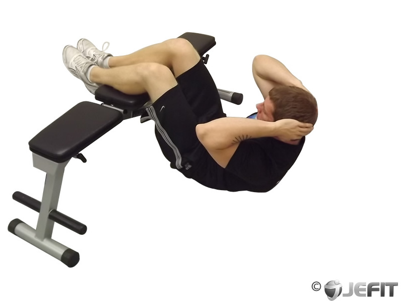 Bench Abdominal Exercises 28 Images Ab Bench Roman