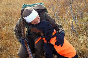 Møt Viola Bakken fra KV Hunting