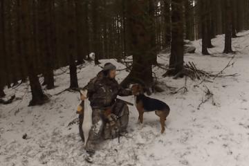 Mer enn bare jakt – Episode 4 – harejakt med hund
