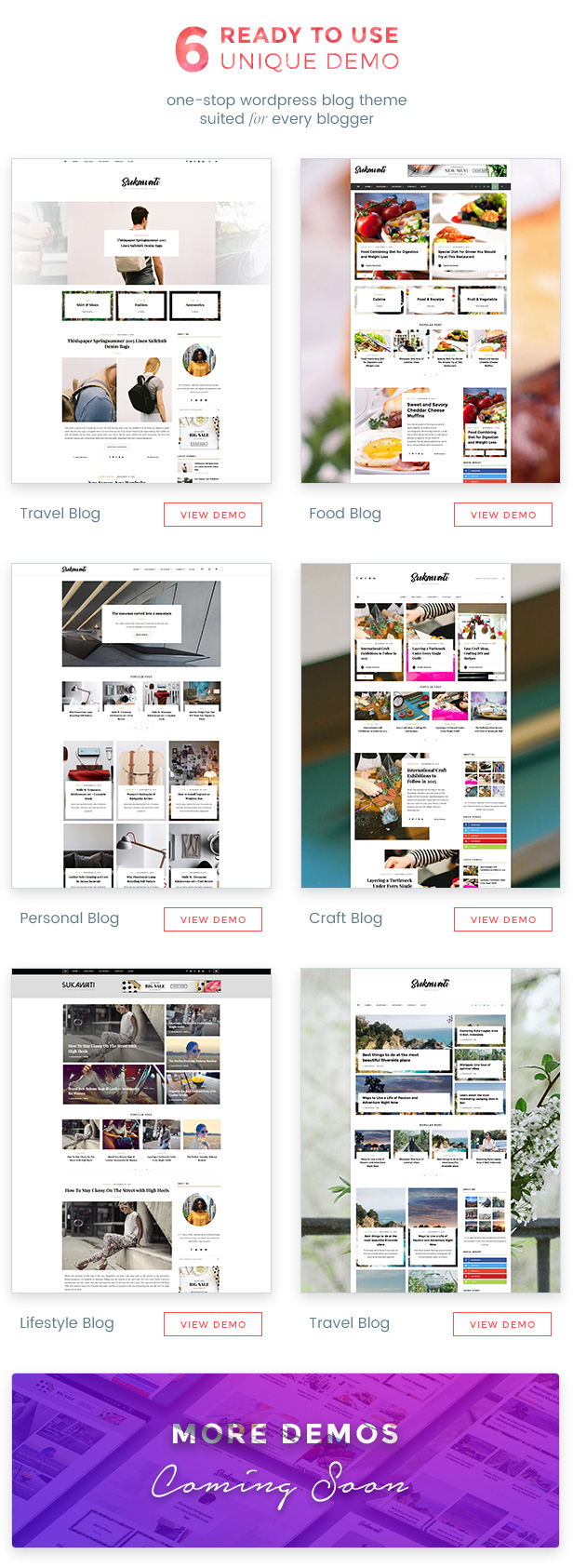 Sukawati - MultiConcept WordPress Blog Theme - 2
