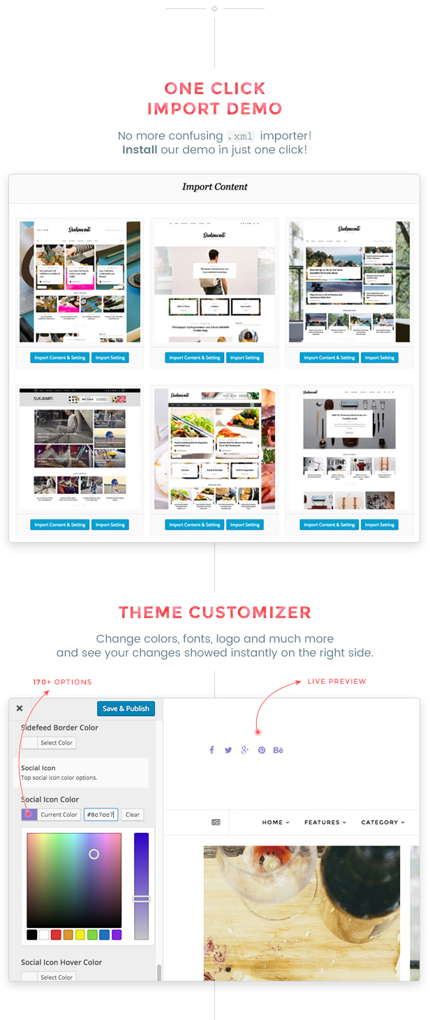 Sukawati - MultiConcept WordPress Blog Theme - 3