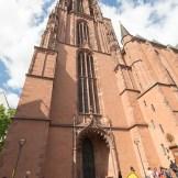 Paulskirche em Frankfurt. Imagem: Erik Araújo