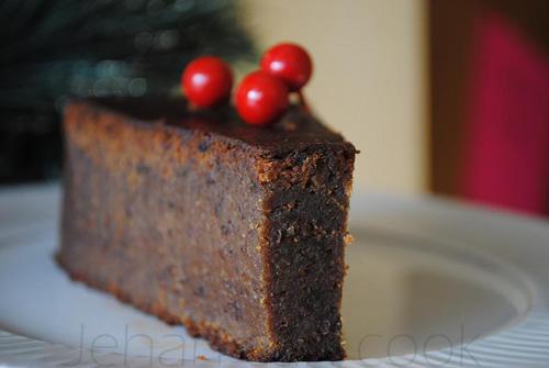 GUYANESE BLACK CAKE Jehan Can Cook