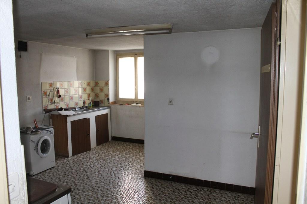 Alte Küche im Haus