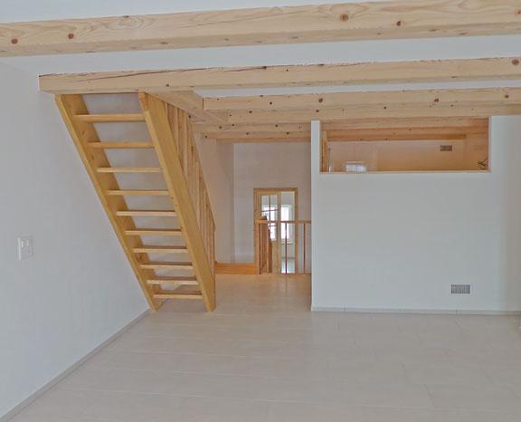 1. Obergeschoss Flarzumbau Hinwil