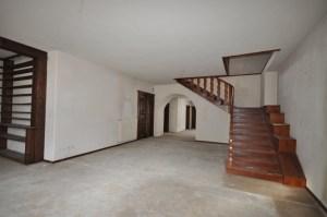 Wohnzimmer des Hauses