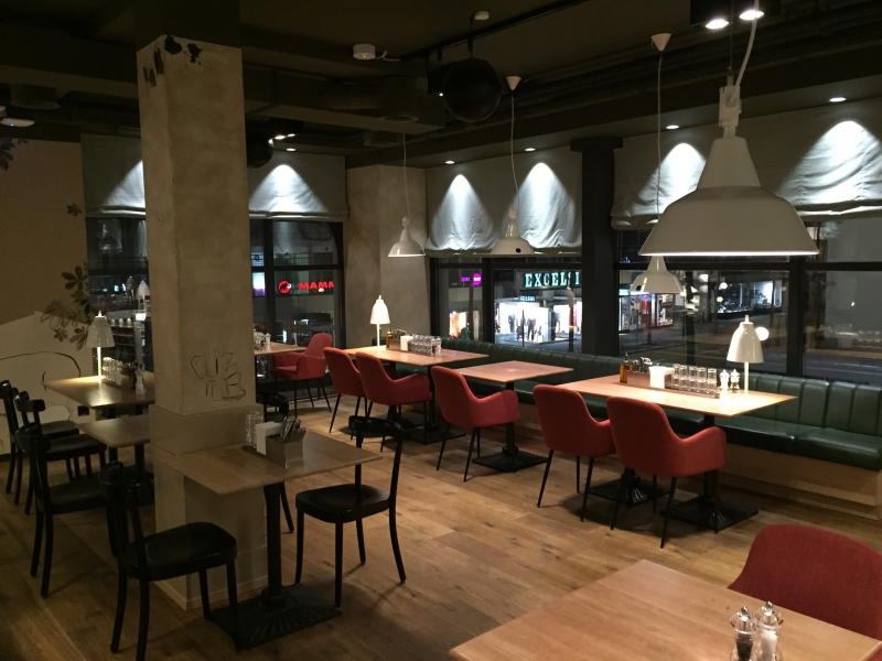 Restaurant Spiga Zürich