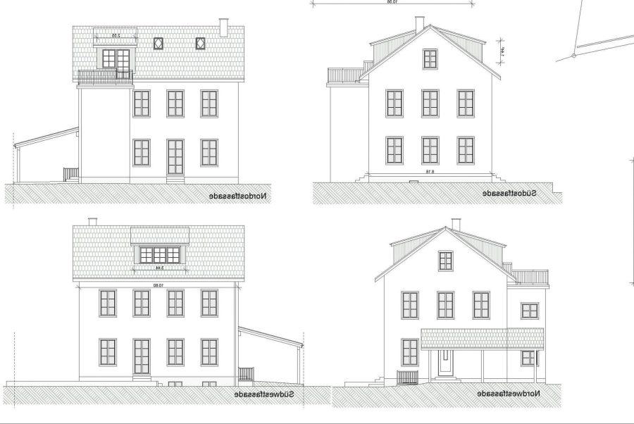 Planung Tobelstrasse Hinwil