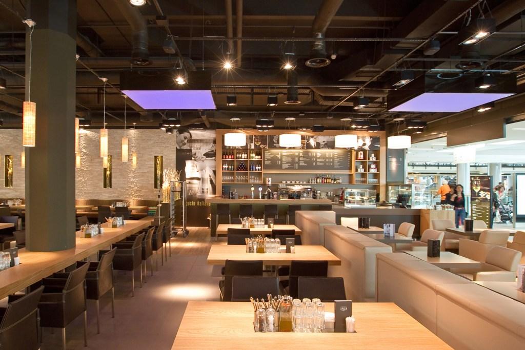 Restaurant Umbauen