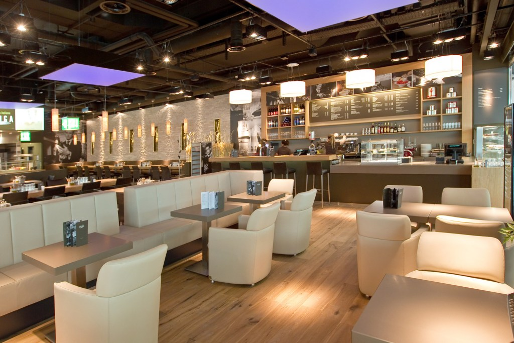 Umbau Restaurant Spiga