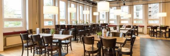 Essbereich Restaurant Rauti Zürich