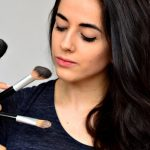 282. My make-up routine