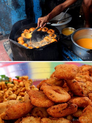 Slow travel: local market @Puri, India