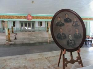 gambar para raja Mangkunegaran