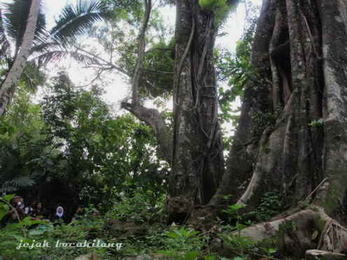 petilasan Diponegoro di Kalipucung