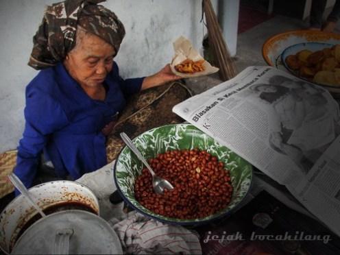 Telo Kacang Sambel