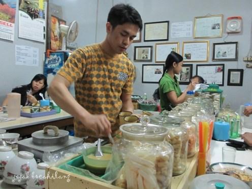 Wedang Ronde Jago - Jalan Sudirman - Salatiga