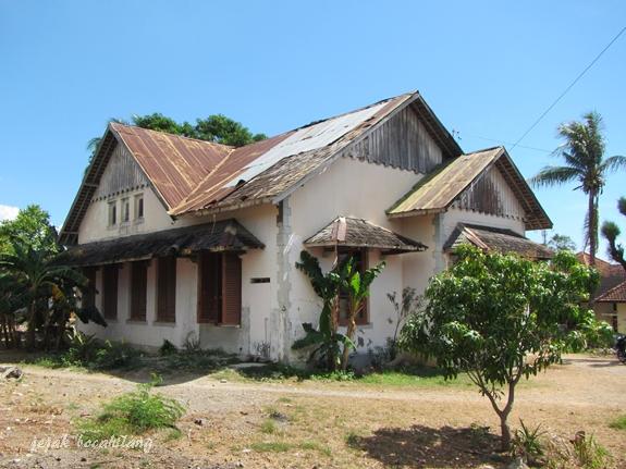 rumah kuno Kota Lama