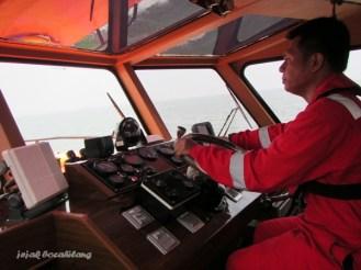 pengemudi Pilot Boat