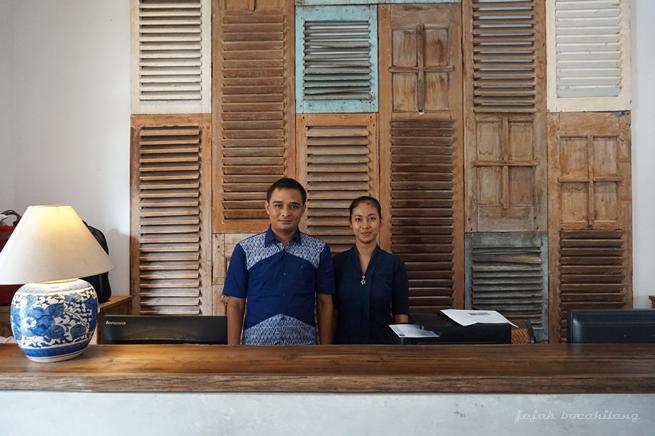 Hotel Adhisthana Front Office