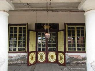 rumah tua di Kampung Kapitan