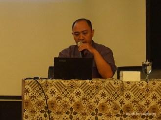 Dwi Pradnyawan, dosen arkeolog UGM