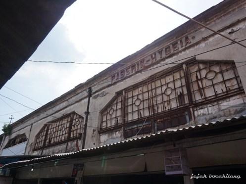 Pabrik Hygeia Semarang