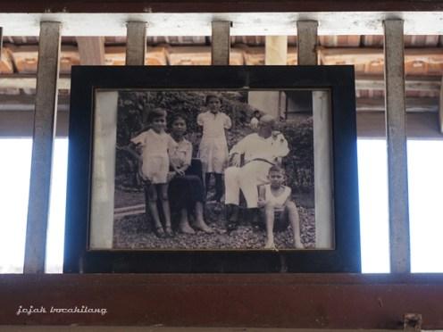 foto keluarga Thomas Karsten