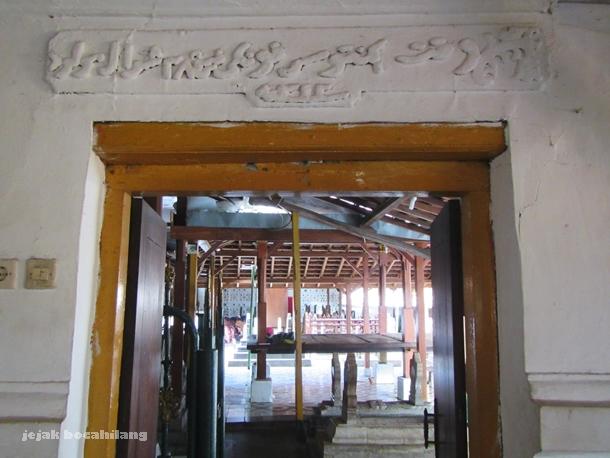 pintu Astana Gunung Jati