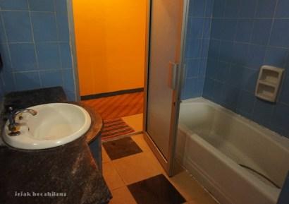 kamar Suite Hotel D'Qiano Dieng