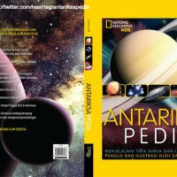 Resensi Buku: Antariksapedia National Georgaphic Kids