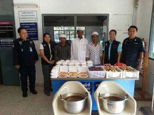 Muslim Rohingya di Penjara Thailand
