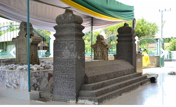 Komplek Makam Sultan Malik Ash-Shalih di Gampong Beuringen, Aceh. Sumber foto: Dokumentasi CISAH (Center for Information of Samudra Pasai Heritage). http://misykah.com/foto/foto-komplek-makam-samudra-pasai/