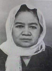 Ibu Djuaisih dari Bandung. Perintis Muslimat NU. Sumber foto:  Tim Penyusun, Sejarah Muslimat Nahdlatul Ulama,PP Muslimat NU Jakarta:Jakarta, 1979