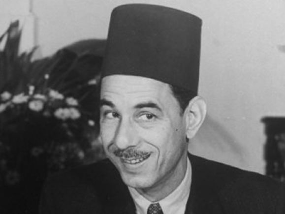 Abdurrahman 'Azzam Pasha.' Sumber foto: http://www.museumwnf.org/league-of-arab-states/?page=LAS-previous-secretary-general.php&sgid=SG1945