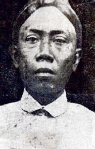 Gambar 1.12 Ki Bagus Hadikusumo. Sumber foto: Hadikusuma, Djarnawi. Derita Seorang Pemimpin. Yogyakarta: Penerbit Persatuan