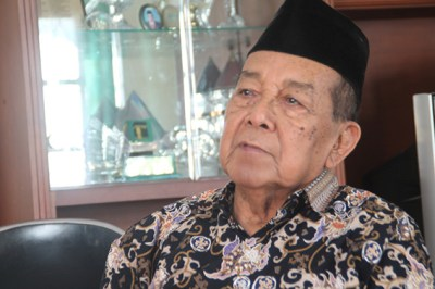 Kiyai Khalil Badawi. Foto: Tim Liputan JIB - JITU