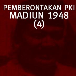 Pemberontakan PKI Madiun 1948: (4) Akhir dari Pemberontakan