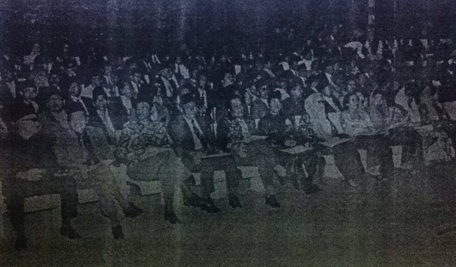 Munas I MUI. Tampak menteri agama, mendagri dan gubernur DKI. Sumber foto Majalah Panji Masyarakat