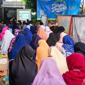 Komunitas JIB Mengajak Merawat Ingatan Kedatangan Islam di Indonesia dengan Kajian Rutin Sejarah Islam di Teras Dakwah