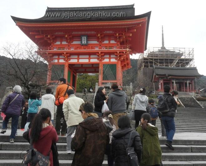 kyomizudera temple kyoto jepang endless discovery