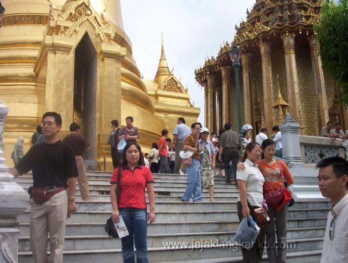 istana raja Thailand bangkok