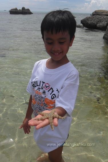 pulau bangka belitung wisata hopping island